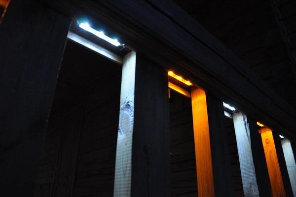 Применение светодиодных модулей