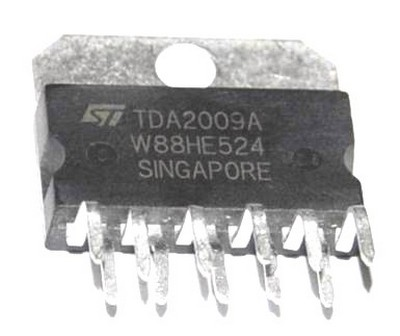 TDA 2009 A /MULTIWATT11.