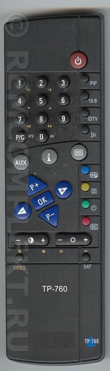 Пульт ДУ для GRUNDIG TP-760