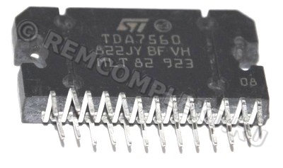 TDA 7560 /FLEXIWATT25