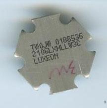 LUXEON 2106LXHL-LW3C 3W 3,5V 750mA белый