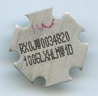 LUXEON 1006LXHL-MW10 1W, 3,5V, 350mA белый