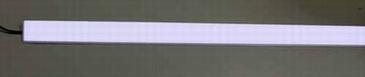 Светящаяся бумага лента 2 см х 100 см белая, ламинированная