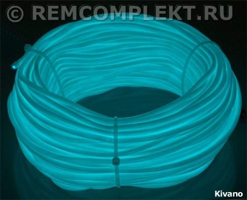 Холодный неон 01GS-4,3 - Kivano 1м (бухта 50 метров)
