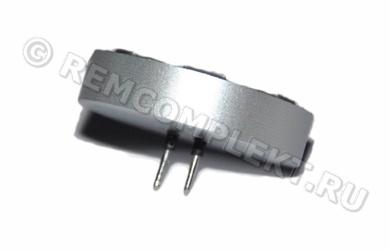Светодиодный модуль G4 1,44W 10-24V AC/DC 120mA холодный белый 7 светодиодов контакты сзади (опт. цена от 5 шт)