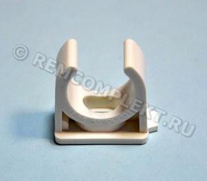 Крепеж PVC-U d=19mm (опт. цена от 10 шт)