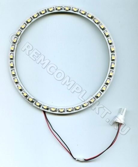Ангельские глазки 3528 белые 5500-6500 36 светодиодов d12cm 12V (опт. цена от 4 шт)