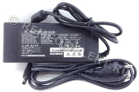 Блок питания 12V 5A (PCW12V5A) в корпусе разъем 5.5x2.1 (опт. цена от 10 шт)