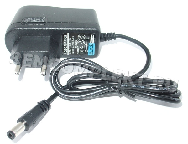 Блок питания 12V 1A (PC12V1A) в корпусе разъем 5.5x2.1 (опт. цена от 10 шт)