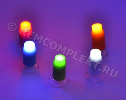 Светодиод на присоске One touch Light