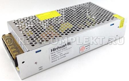 Блок питания 12V 16,5A (HF200W-S-12) встраиваемый (опт. цена от 2 шт)