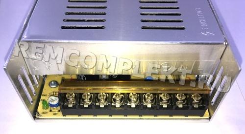 Блок питания 12V 30A (HF360W-S-12) встраиваемый с вентилятором (опт. цена от 2 шт)