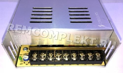 Блок питания 12V 33A (HF400W-S-12) встраиваемый с вентилятором (опт. цена от 2 шт)